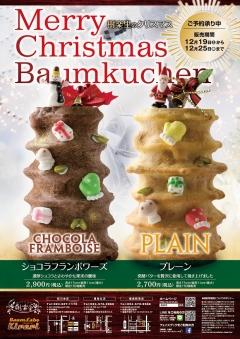 1511樹楽里/クリスマスチラシ(小)